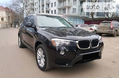 BMW X3 2014 в Одессе