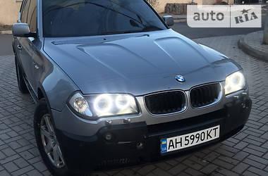 BMW X3 2004 в Мариуполе