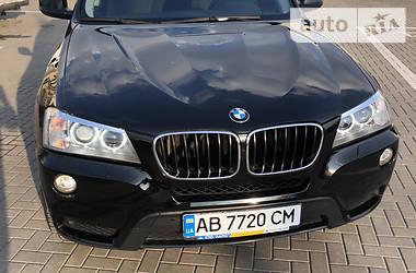 Внедорожник / Кроссовер BMW X3 2013 в Виннице