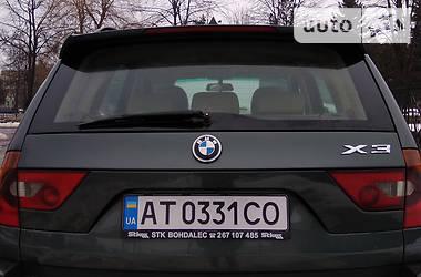 BMW X3 2004 в Долине
