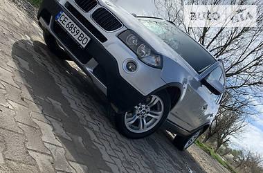 BMW X3 2010 в Черновцах