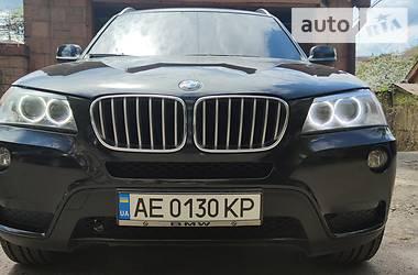 BMW X3 2011 в Кривом Роге