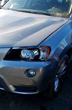 Внедорожник / Кроссовер BMW X3 2013 в Лозовой