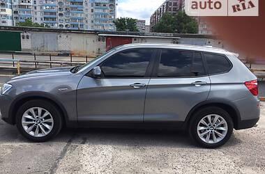 Внедорожник / Кроссовер BMW X3 2014 в Каменском