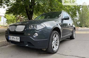 Внедорожник / Кроссовер BMW X3 2007 в Николаеве