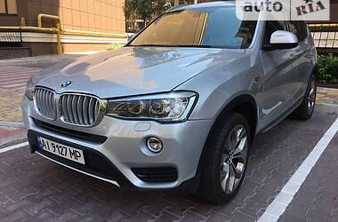 BMW X3 35i  X Line 2015