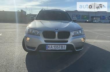 Позашляховик / Кросовер BMW X3 2011 в Києві