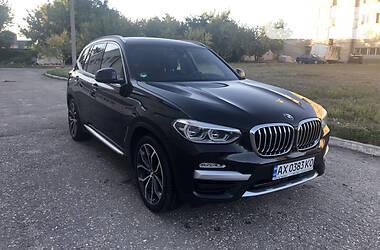 Позашляховик / Кросовер BMW X3 2018 в Харкові