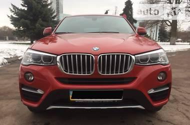 BMW X4 2016 в Чернигове