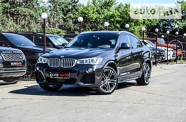 BMW X4 2016 в Киеве