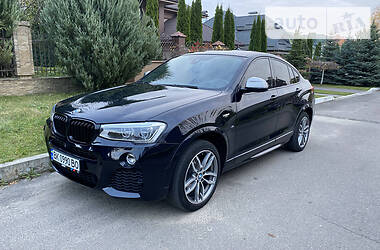 BMW X4 2017 в Ровно
