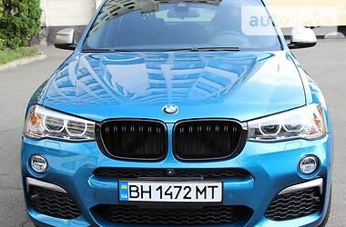 BMW X4 2017 в Одессе