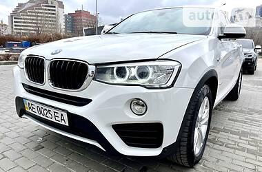 BMW X4 2015 в Днепре