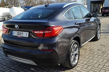 BMW X4 2017 в Тернополе