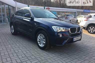 BMW X4 2014 в Дніпрі