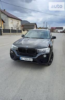 BMW X4 2014 в Коломые