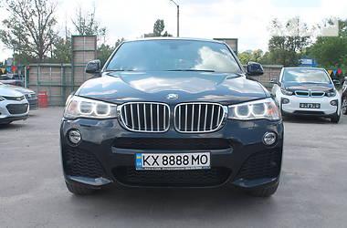 Внедорожник / Кроссовер BMW X4 2015 в Харькове