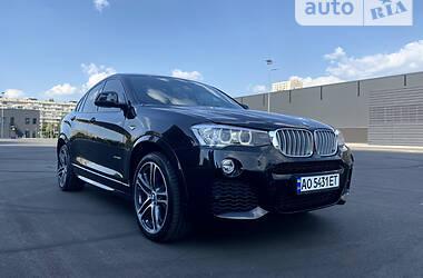 Позашляховик / Кросовер BMW X4 2015 в Києві