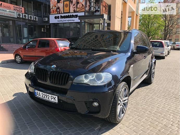 BMW X5 M 2012 в Киеве