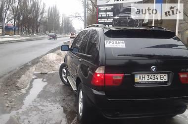 BMW X5 2002 в Славянске