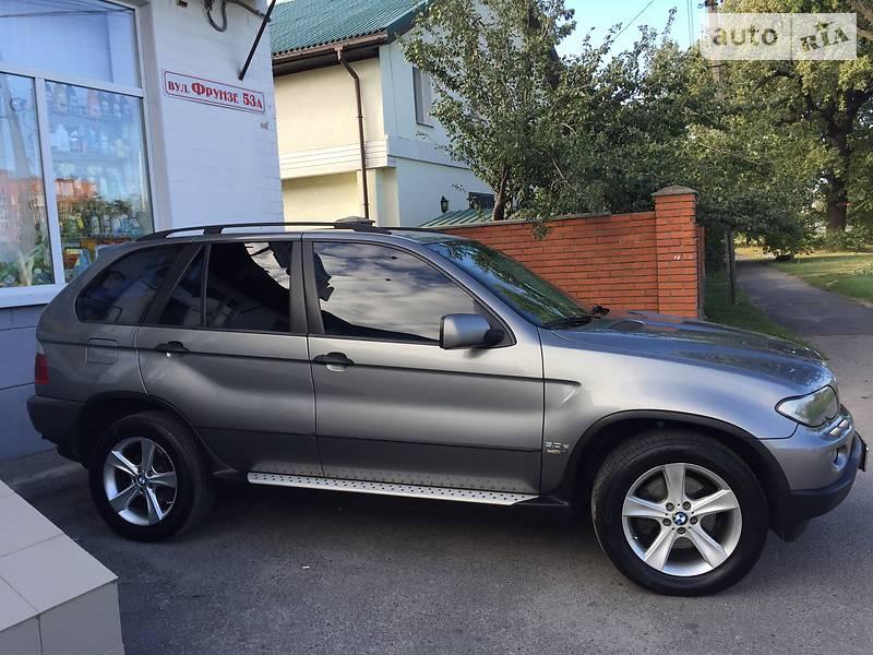 BMW X5 2006 в Полтаве