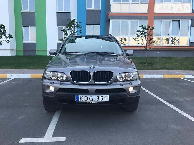 BMW X5 2006 в Ирпене