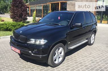 BMW X5 2001 в Днепре