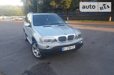 BMW X5 2000 в Кременчуге