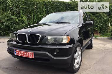 BMW X5 2001 в Киеве