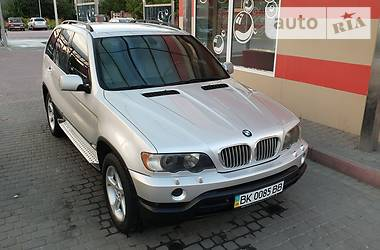 BMW X5 2000 в Ровно