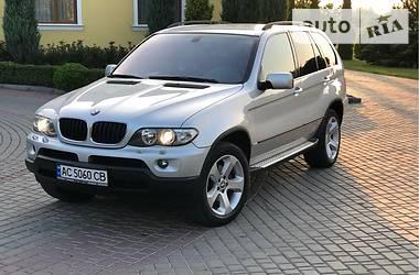 BMW X5 2005 в Луцке