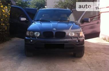 BMW X5 2002 в Ивано-Франковске