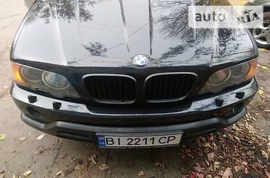 BMW X5 2001 в Полтаве