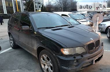 BMW X5 2004 в Днепре