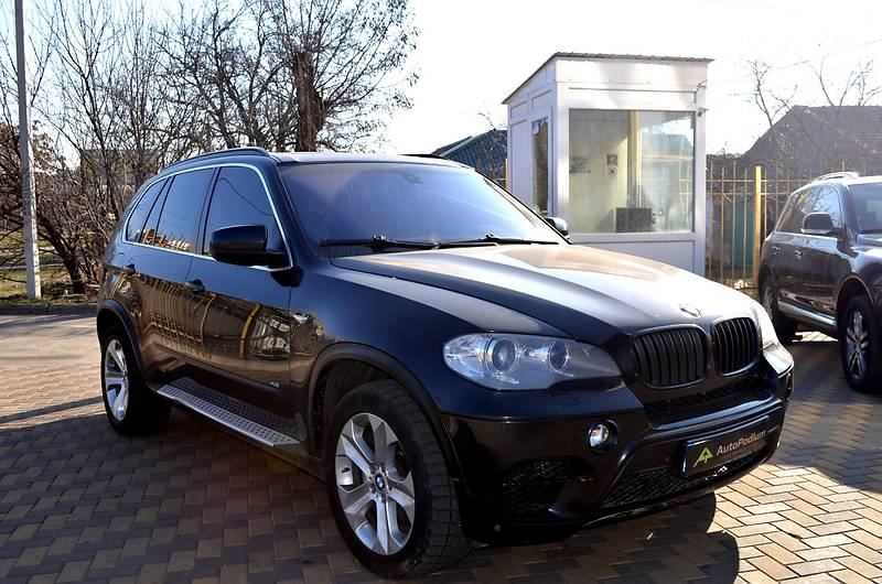 BMW X5 2007 года в Николаеве