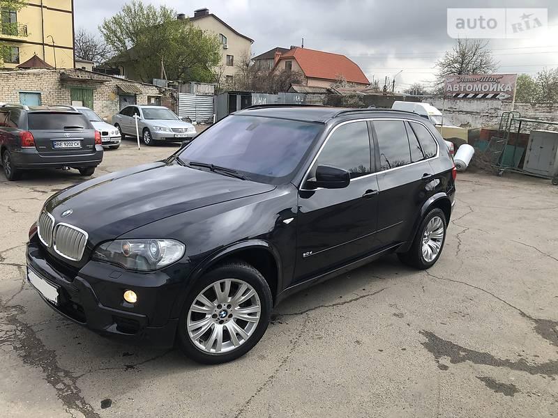 BMW X5 2008 року в Миколаїві