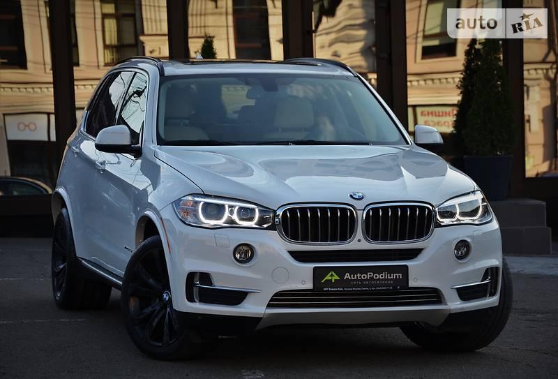 Внедорожник / Кроссовер BMW X5 2014 в Киеве