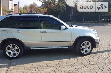 BMW X5 2000 в Черновцах
