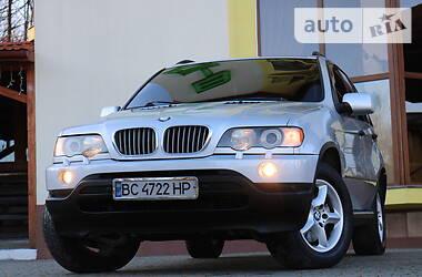 BMW X5 2002 в Дрогобыче