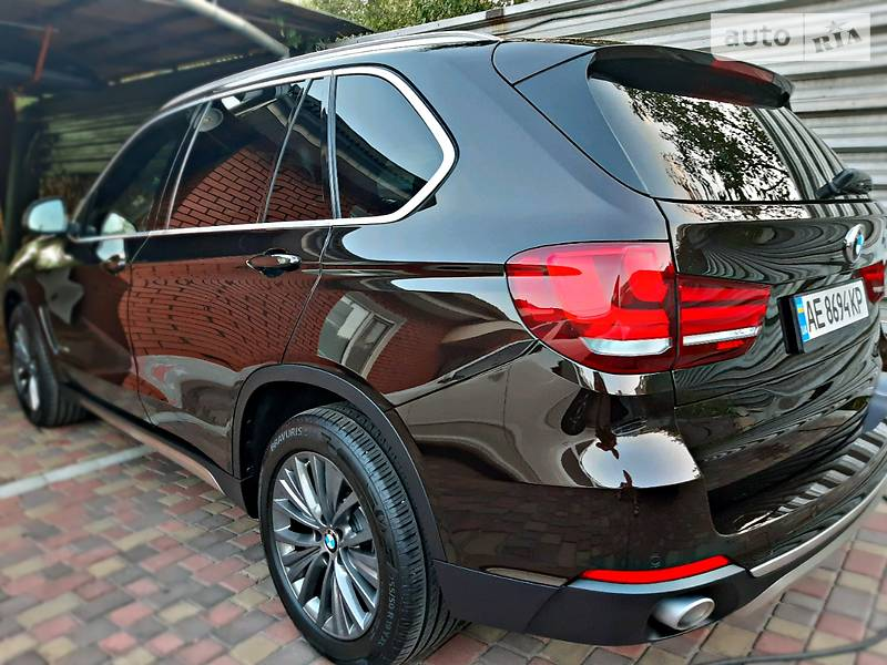BMW X5 2014 в Днепре