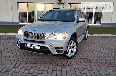 BMW X5 2012 в Львове