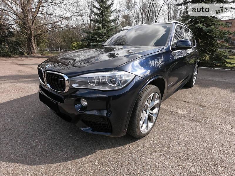 Позашляховик / Кросовер BMW X5 2017 в Чернігові