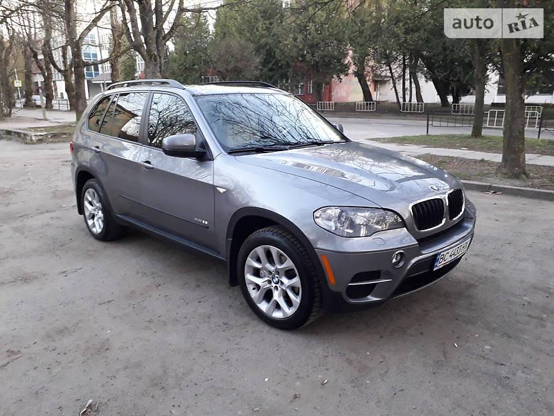Позашляховик / Кросовер BMW X5 2012 в Львові
