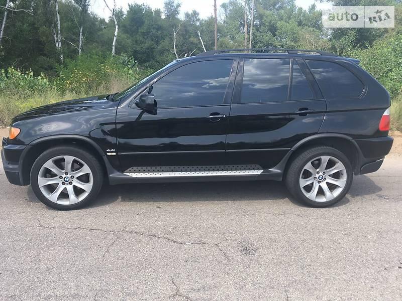 BMW X5 2001 в Энергодаре