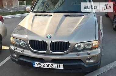 BMW X5 2005 в Виннице