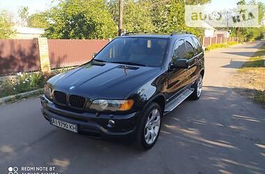 BMW X5 2002 в Мироновке