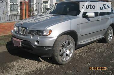 BMW X5 2000 в Мирнограде