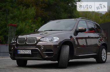 Внедорожник / Кроссовер BMW X5 2011 в Залещиках