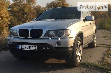 Внедорожник / Кроссовер BMW X5 2001 в Каменском