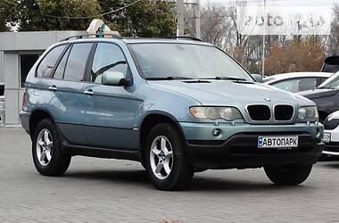 Внедорожник / Кроссовер BMW X5 2003 в Днепре